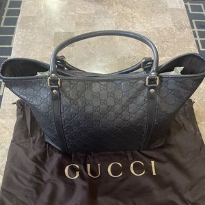 Large Gucci Tote 12x20